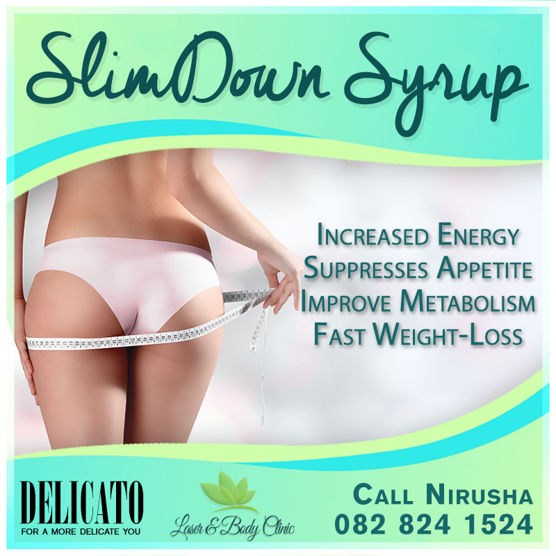 slim down syrup